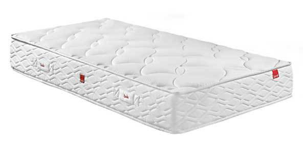 matelas epeda 90x190 perfect matelas x cm epeda scala with matelas epeda 90x190 surmatelas x. Black Bedroom Furniture Sets. Home Design Ideas