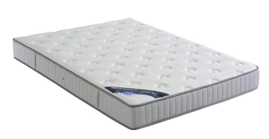 matelas merinos positive 140x190 gallery of bien choisir son matelas ududue lisez la re page. Black Bedroom Furniture Sets. Home Design Ideas