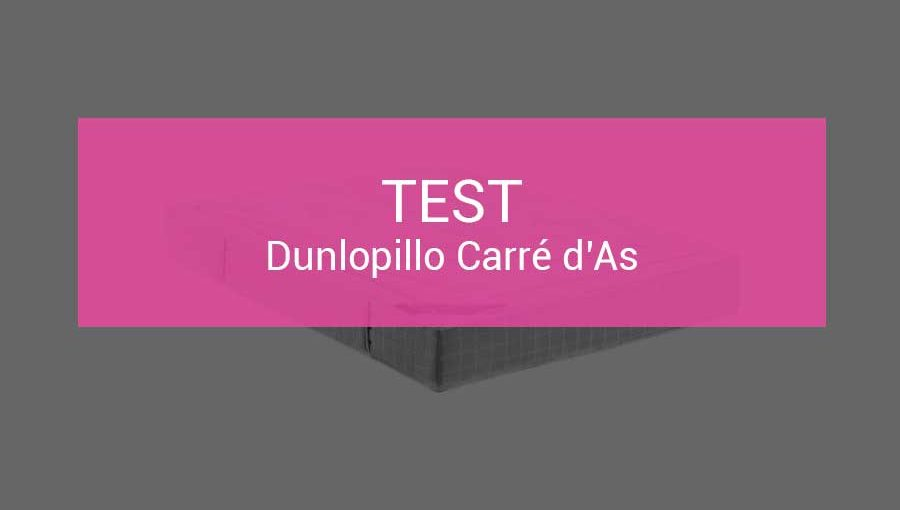 test-dunlopillo-carre-as