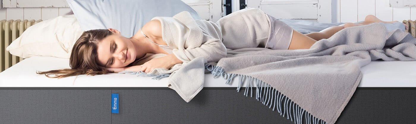 emma matelas test prix et avis sur le matelas emma top 1 en france. Black Bedroom Furniture Sets. Home Design Ideas