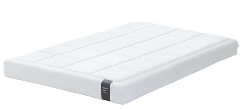 test matelas memoire de forme latest matelas x olympe. Black Bedroom Furniture Sets. Home Design Ideas