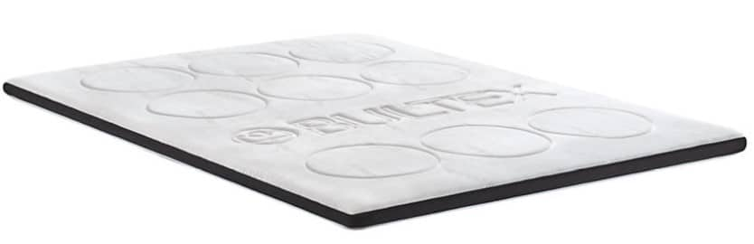 test et avis surmatelas bultex memo 7 les. Black Bedroom Furniture Sets. Home Design Ideas