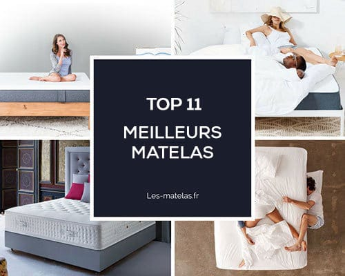 Top 3 meilleur matelas comparatif et classement matelas en ligne 2018 - Meilleur matelas pour mal de dos ...