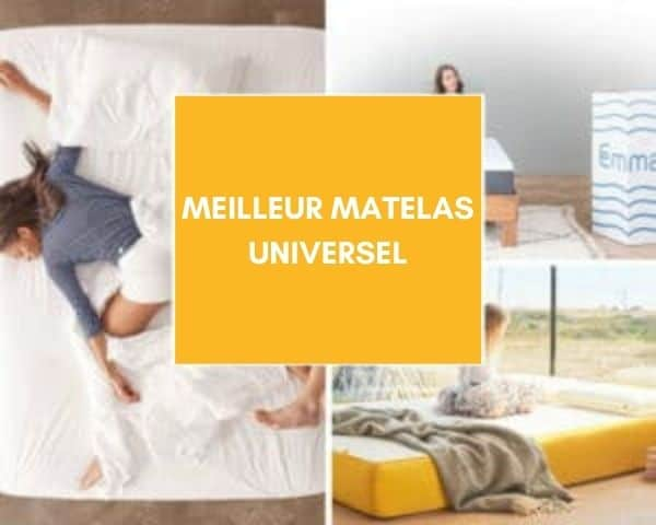 comparatif matelas universel 2018 avis prix et test des. Black Bedroom Furniture Sets. Home Design Ideas