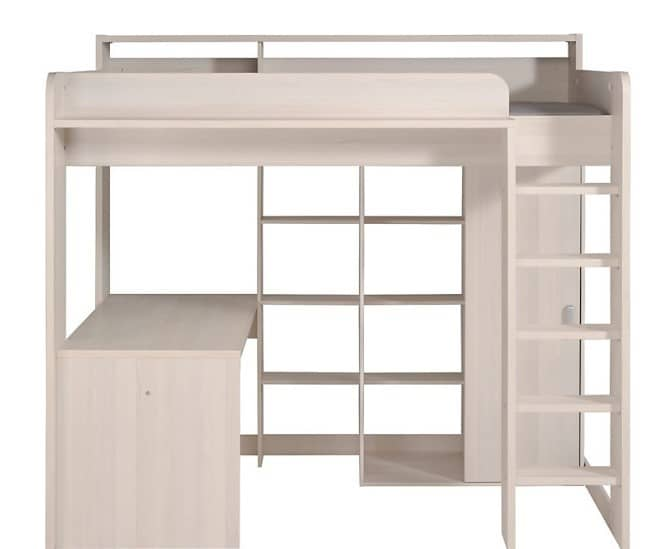 comparatif meilleurs lits mezzanine avec bureau int gr pour enfant ado. Black Bedroom Furniture Sets. Home Design Ideas