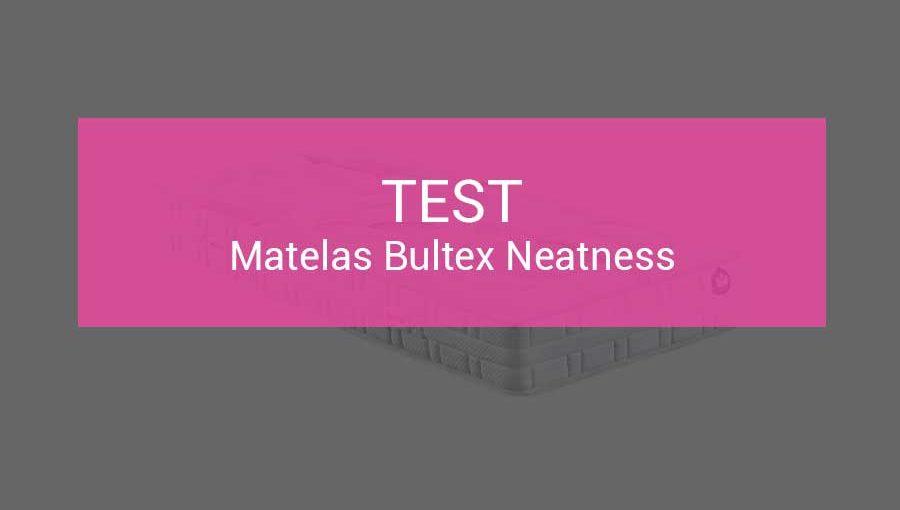 matelas-bultex-neatness-avis