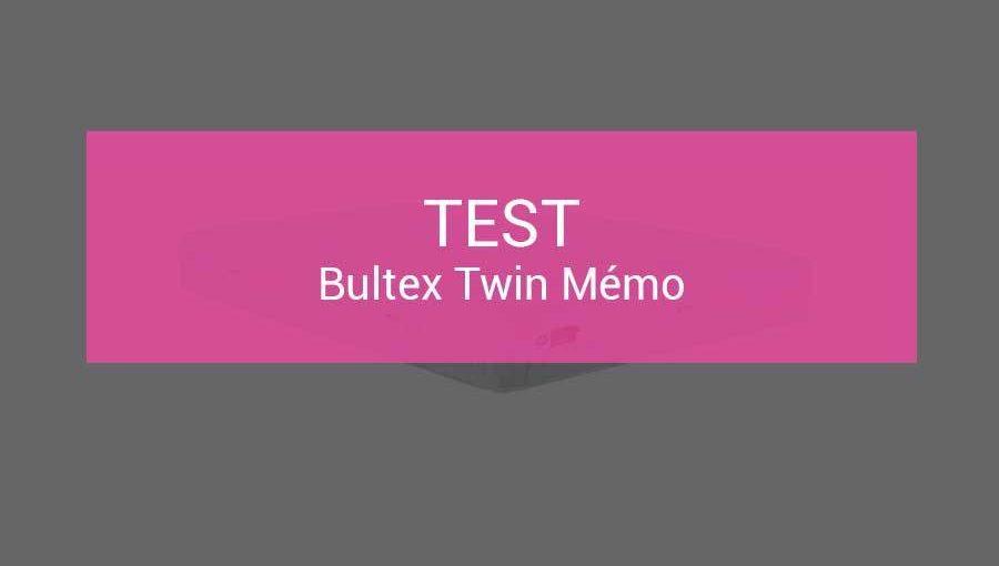 matelas-bultex-twin-memo-avis