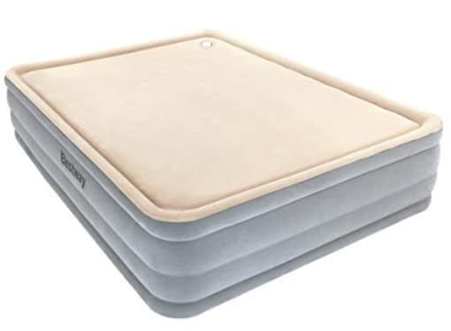 matelas solide gonflable luxe