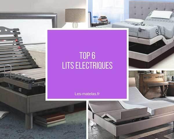 comparatif meilleurs lits lectriques et sommiers de. Black Bedroom Furniture Sets. Home Design Ideas