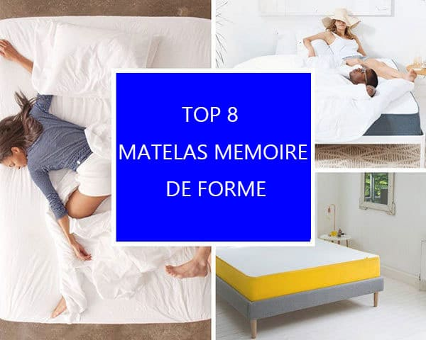 comparatif meilleurs matelas m moire de forme avis et top 3 pour 2018. Black Bedroom Furniture Sets. Home Design Ideas