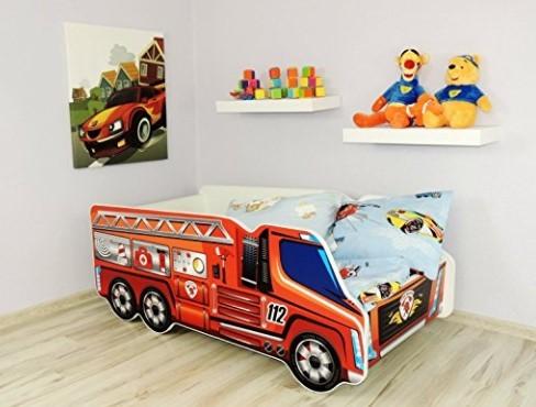 comparatif meilleurs lit pompier enfant top 4 lit camion pompier pas cher. Black Bedroom Furniture Sets. Home Design Ideas