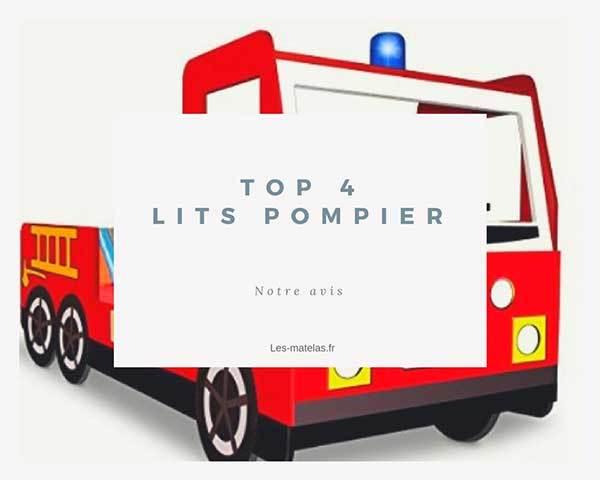 Comparatif Meilleurs Lit Pompier Enfant Top 4 Lit Camion Pompier