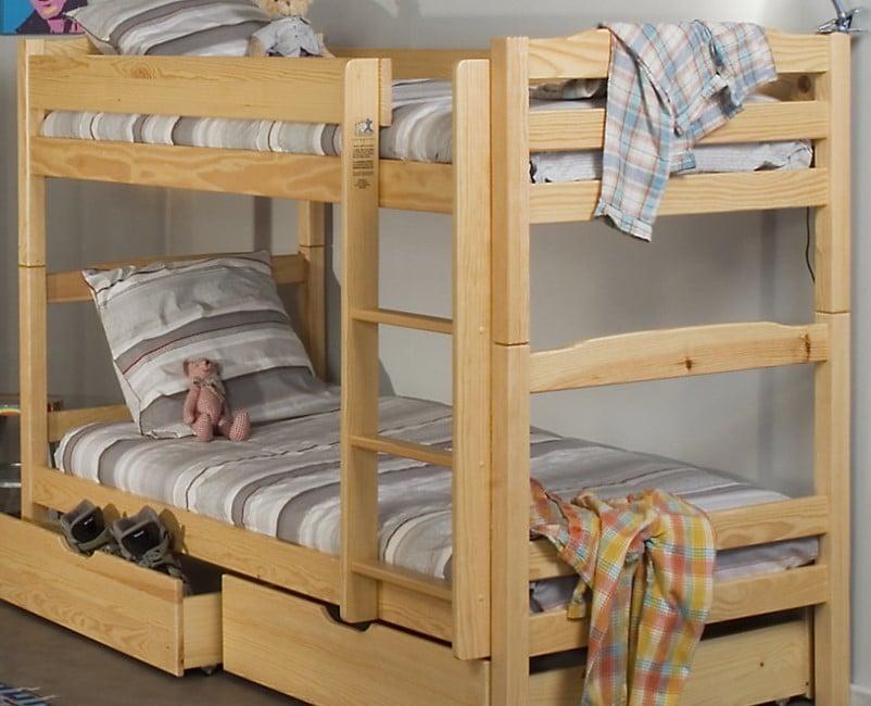 5e3209f7465ac9 Comparatif meilleurs lits superposés séparables en bois en 90x190 ...