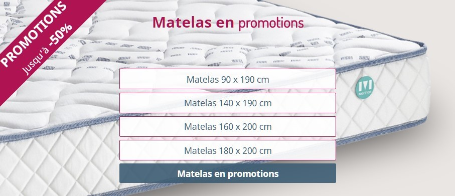 promotions matelas et literie destockage soldes attention votre choix. Black Bedroom Furniture Sets. Home Design Ideas