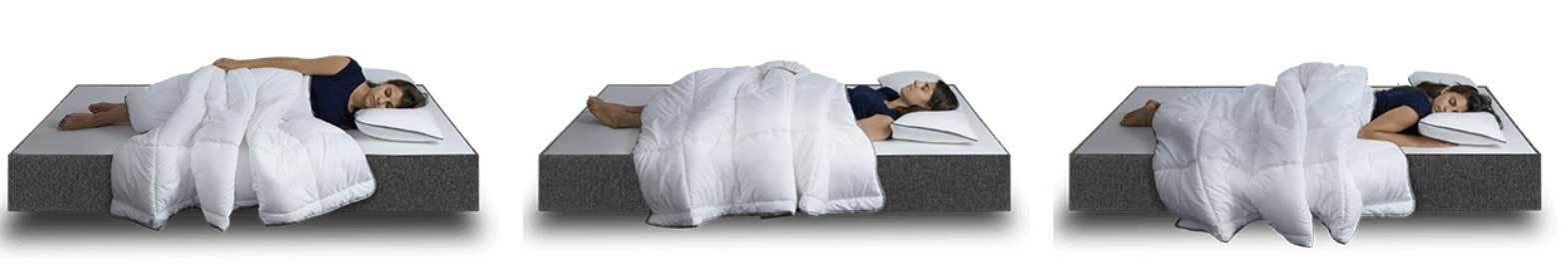 oreiller pour dormir sur le c t ergonomique ou mod le. Black Bedroom Furniture Sets. Home Design Ideas