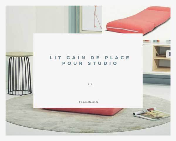lit pour studio top 5 des lits gain de place pour adulte notre avis. Black Bedroom Furniture Sets. Home Design Ideas