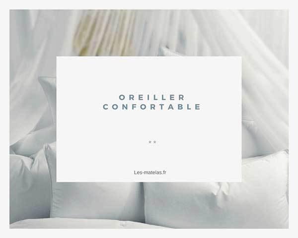 oreiller-comfortable-avis