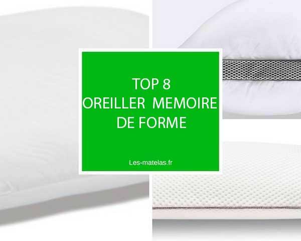 Choisir oreiller memoire de forme choisir oreiller - Choisir son matelas memoire de forme ...