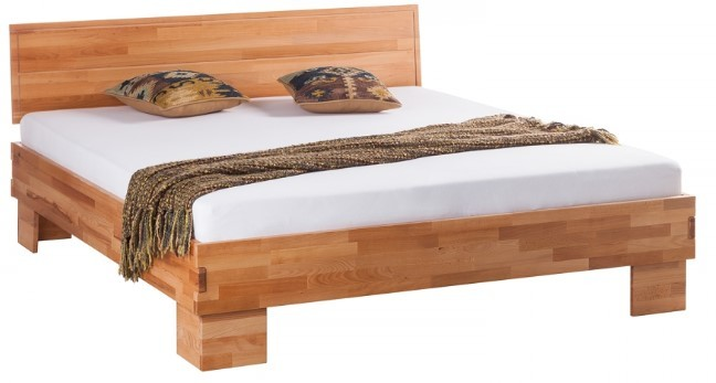 comparatif meilleurs lits en bois massif naturel top 5 et avis en 2019. Black Bedroom Furniture Sets. Home Design Ideas