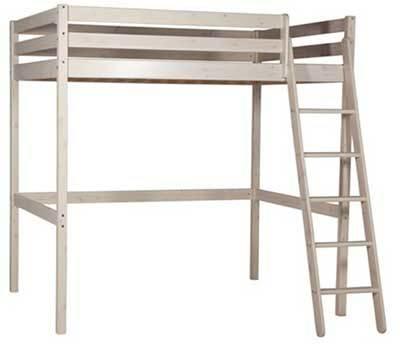Lit En Hauteur Pas Cher comparatif meilleurs lits mezzanines 2 places pour adultes/enfants