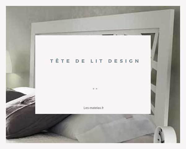 Comparatif meilleures têtes de lit design et originales - Avis et Top 5