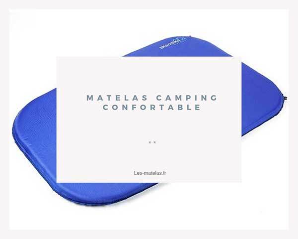 matelas-camping-confortable