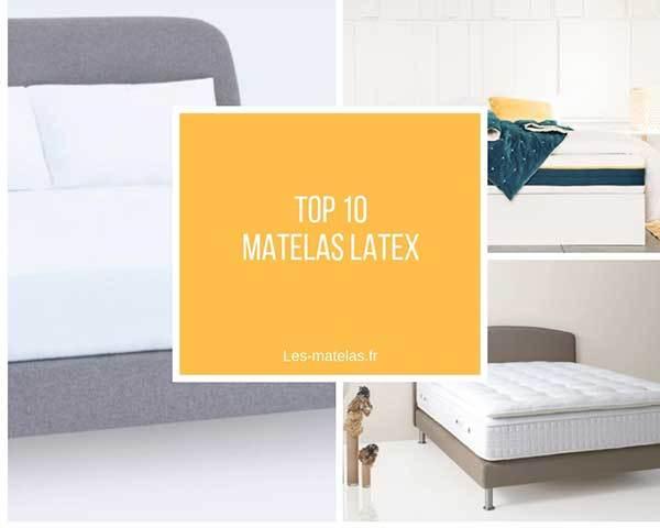Comparatif Meilleurs Matelas Latex Avis Et Top 10 Pour 2019