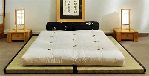 comparatif meilleurs lits japonais lit futon et tatamis. Black Bedroom Furniture Sets. Home Design Ideas