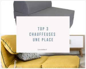 top 3 chauffeuses une place