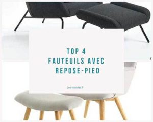 top4 fauteuil repose pied