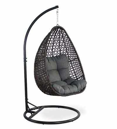 fauteuil suspendu jardin alice garden
