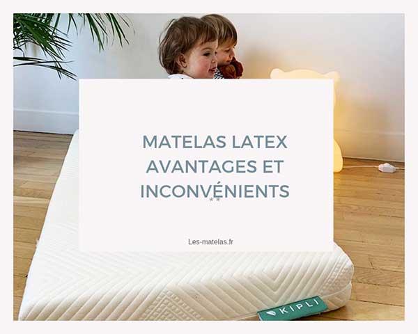 avantage-inconvenient-matelas-latex-avis