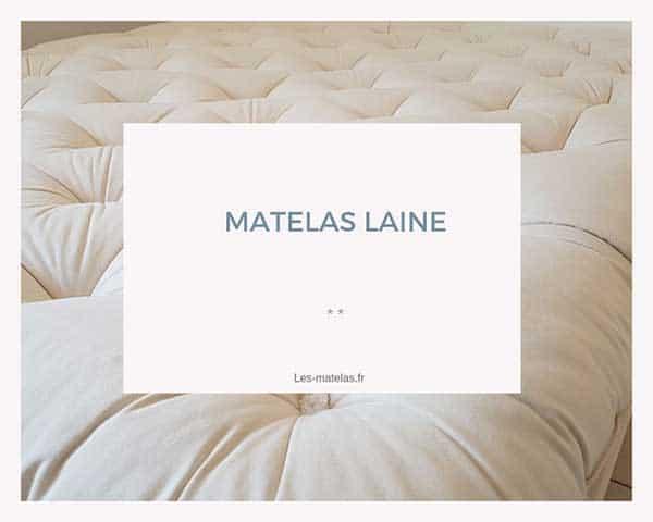 matelas-laine-avis