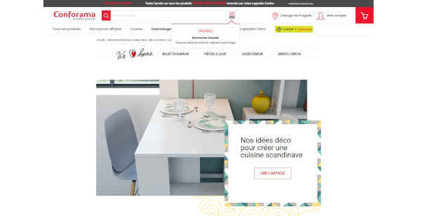 Top 20 blogs deco - conforama