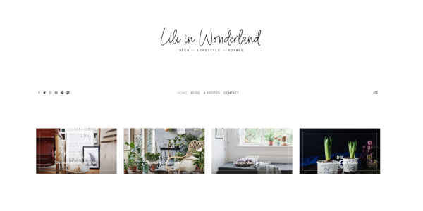 Top 20 blogs deco - lili in wonderland