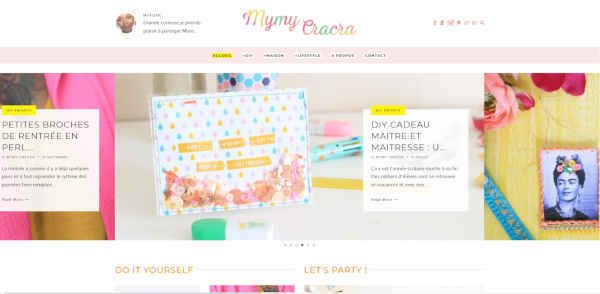 Top 20 blogs deco - mymy cracra