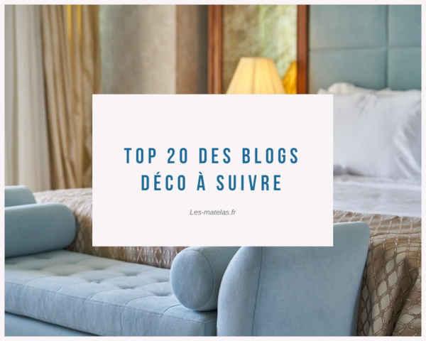 Top 20 des blogs déco à suivre