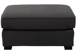 avis pouf rectangulaire coton - milano