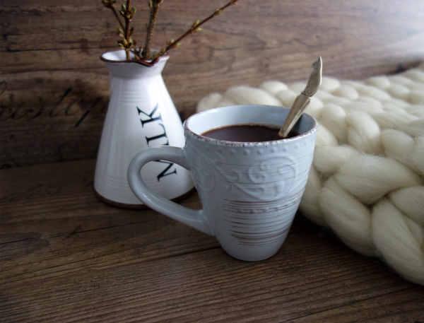 chocolat chaud avant de se coucher - est-ce une bonne idée