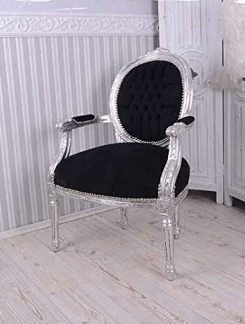 fauteuil baroque somptueux de Palazzo Int