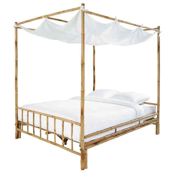 lit à baldaquin COCONUT 1
