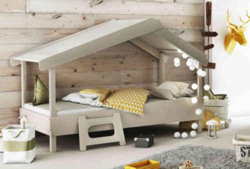 lit cabane terre de nuit 3