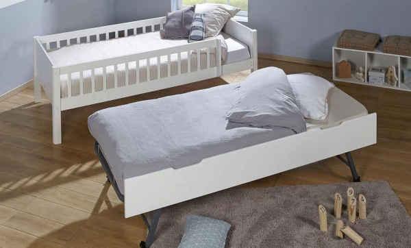 lit enfant avec barrière victoria