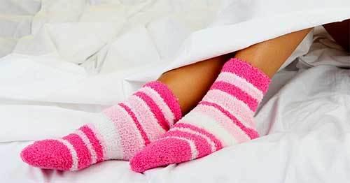 chaussette-pour-dormir