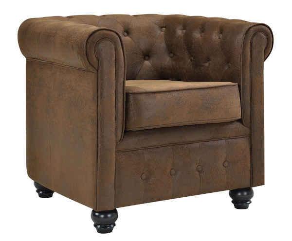 fauteuil chesterfield Rendez-vous Deco