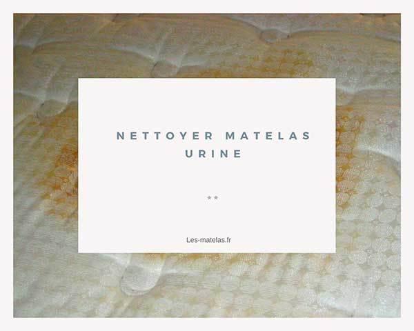 nettoyage-matelas-urine