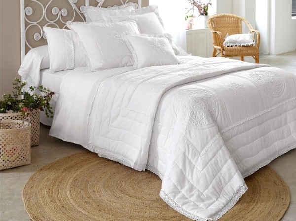 couvre lit matelassé OYENA