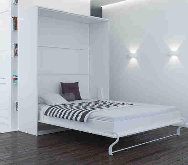 lit escamotable et armoire SmartBett