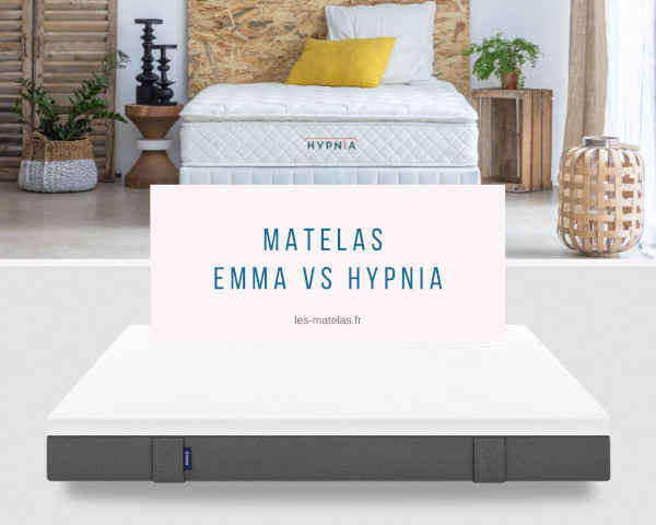 Le match Emma Original vs Bien-Être Suprême Hypnia