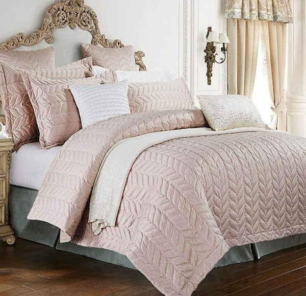 couvre lit de luxe LRQY II